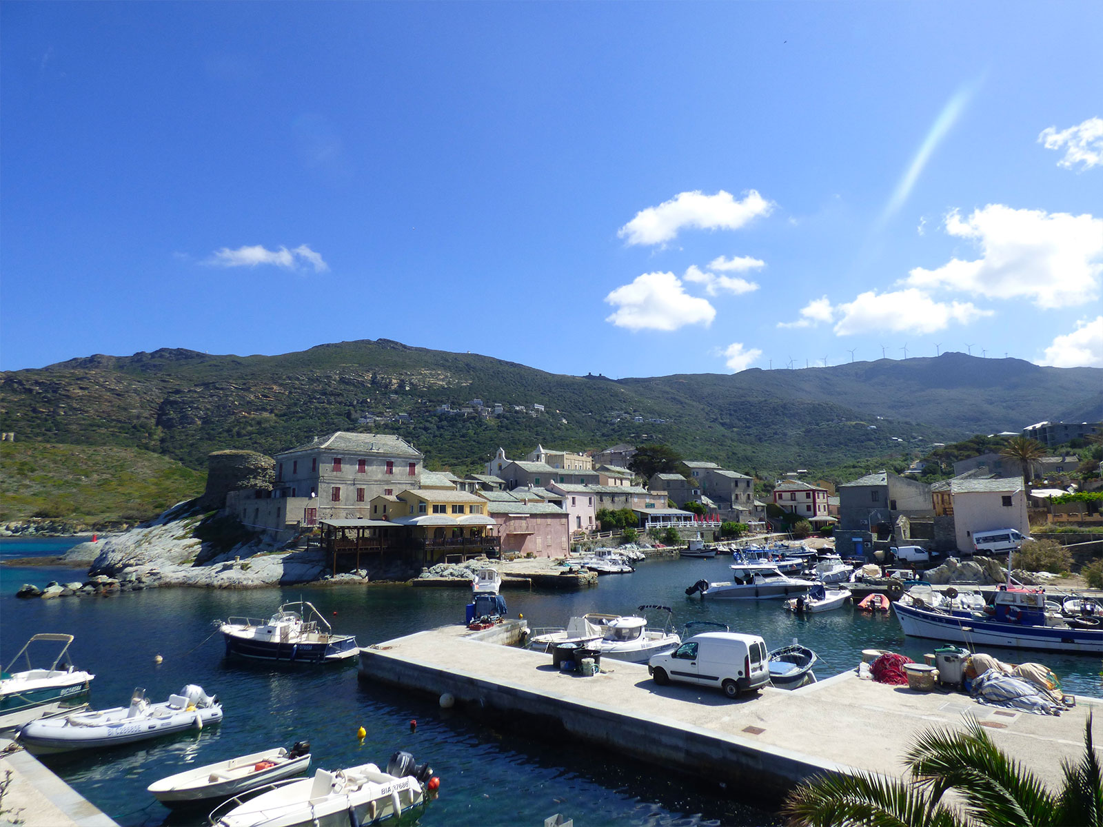 Locations Cap Corse - Le village de Centuri